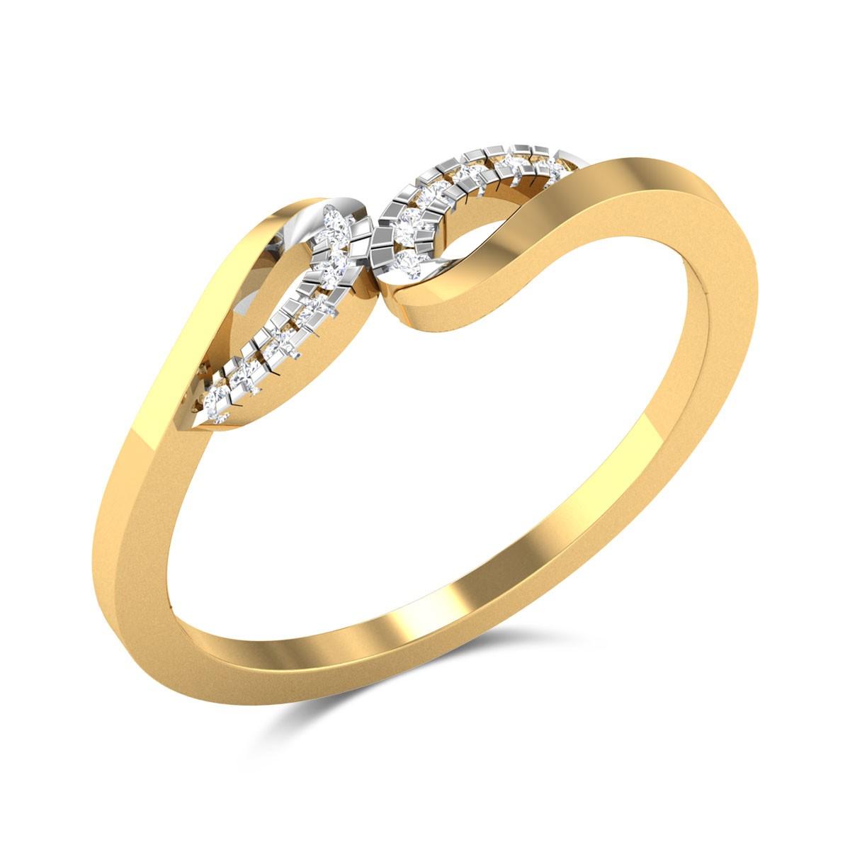 Signature Diamond Ring