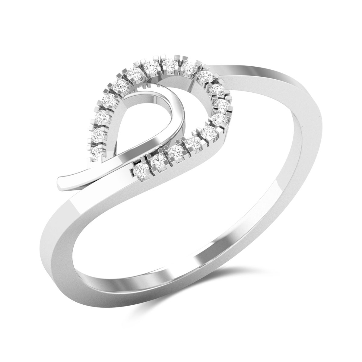 Confection Diamond Ring