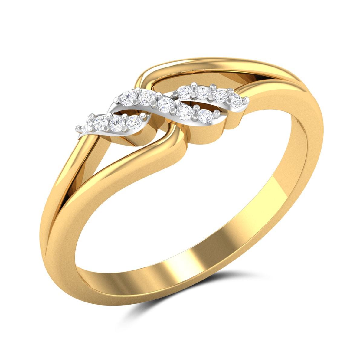 Glam Famme Diamond Ring