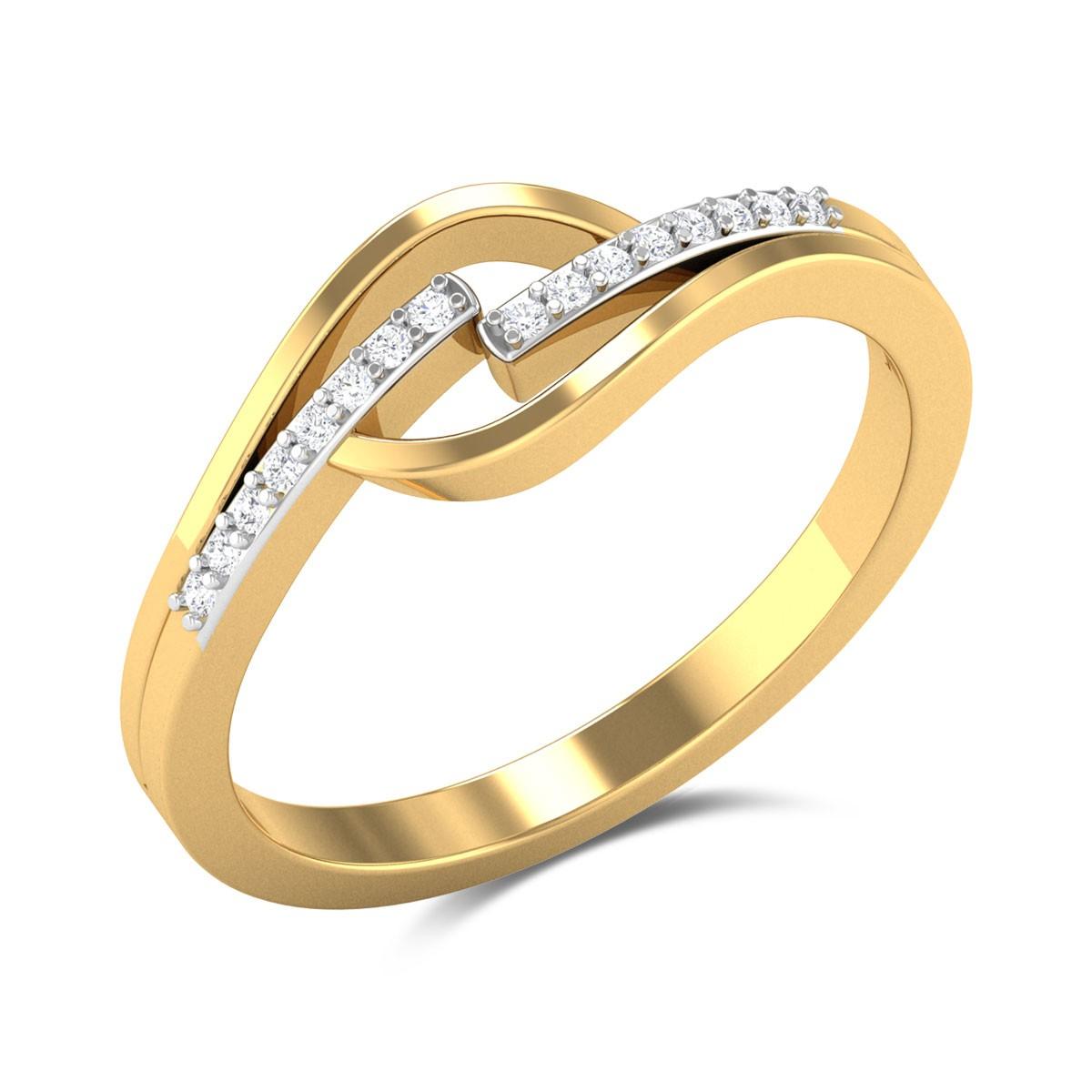 Parure Diamond Ring