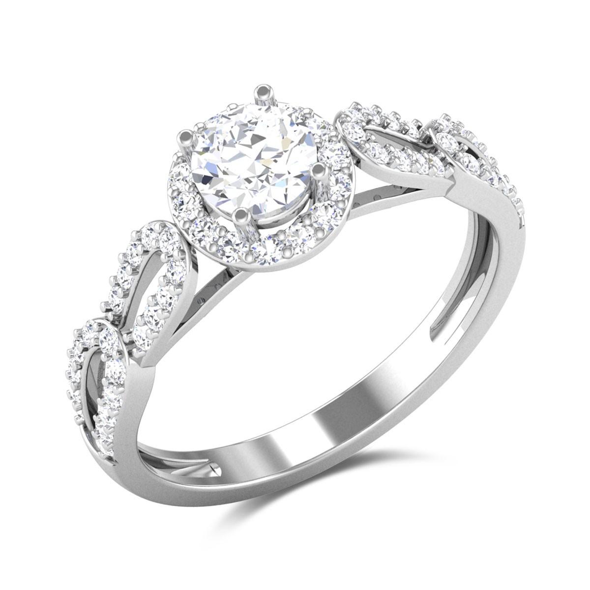 Sitara Solitaire Ring