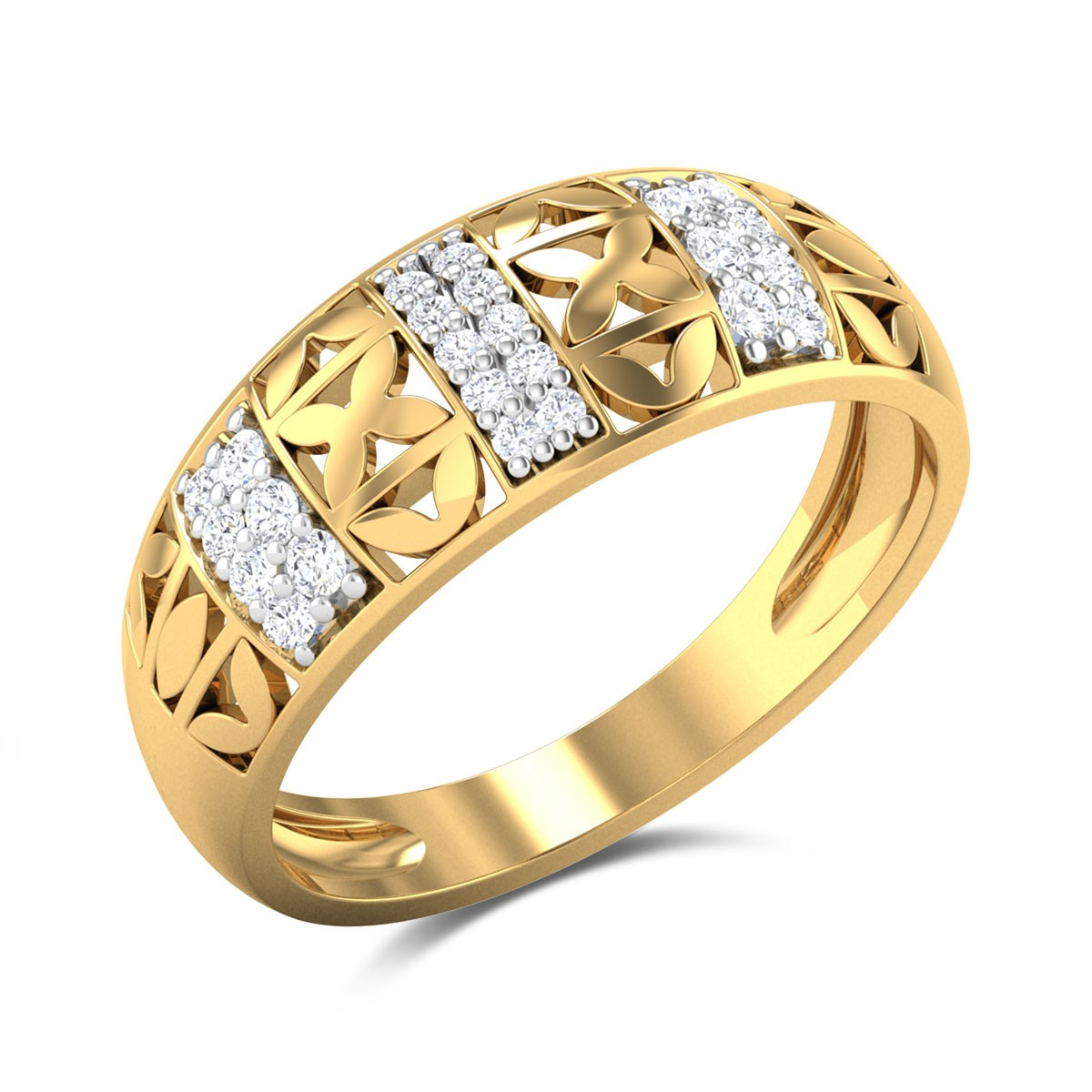 Nenet Diamond Ring