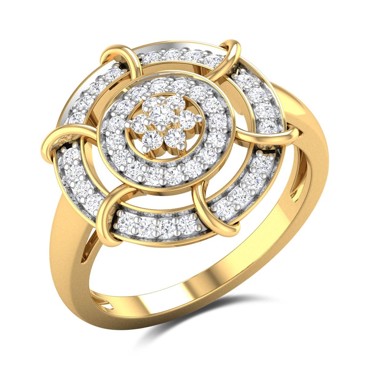 Rosalyn Diamond Ring