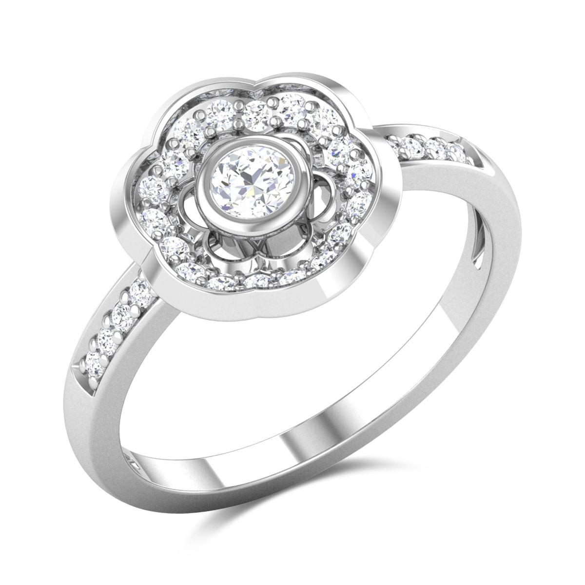 Sabelia Diamond Ring