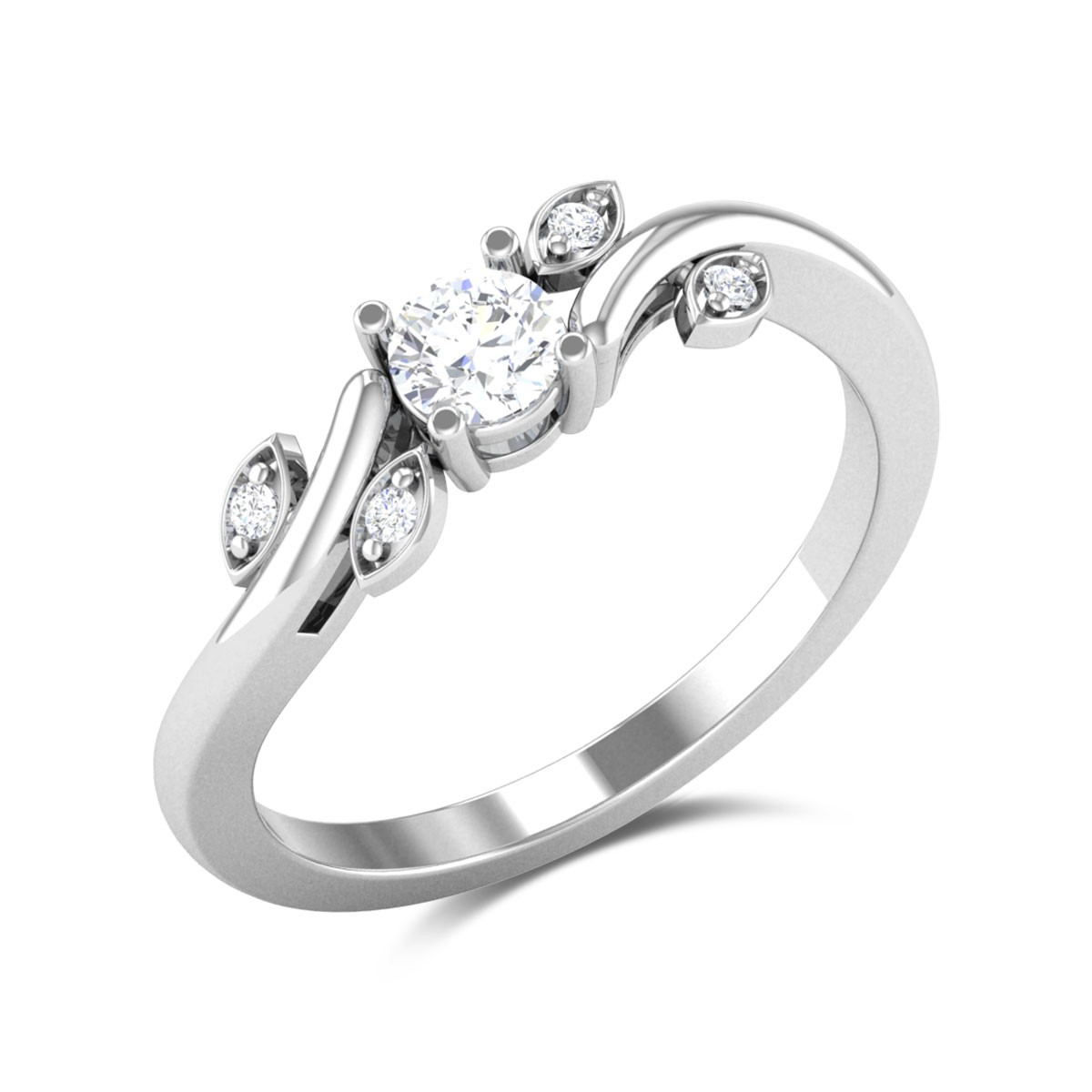 Valeria Diamond Ring