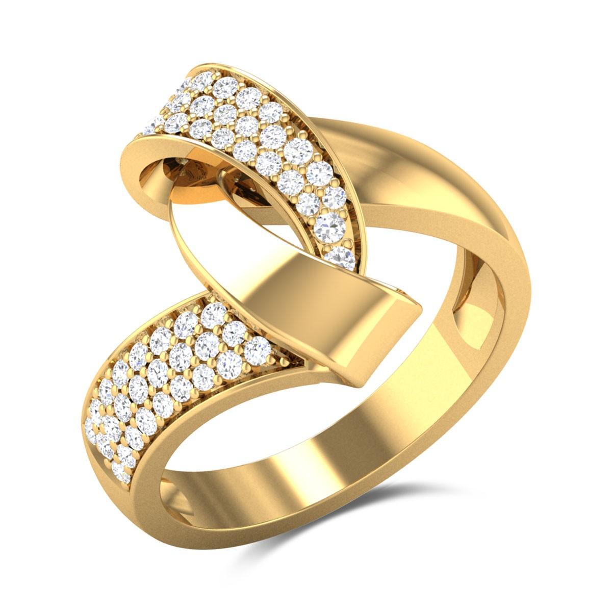 Ailis Diamond Ring