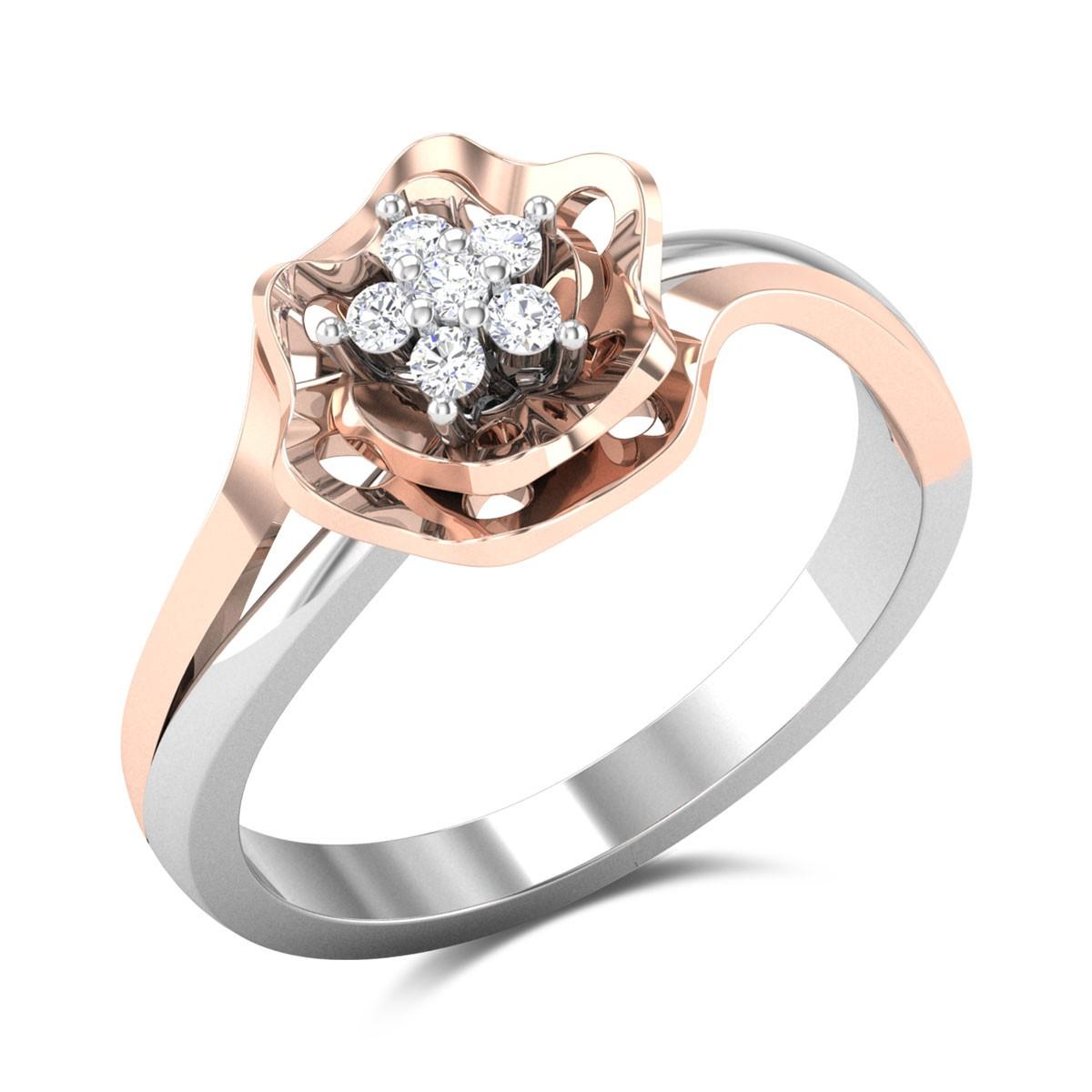 Trish Diamond Ring