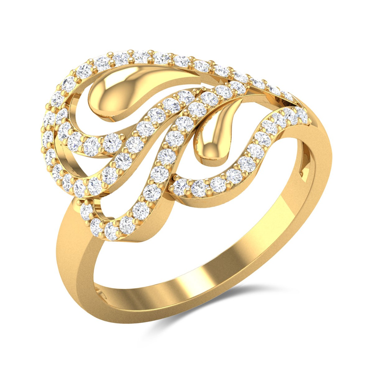 Alaina Diamond Ring
