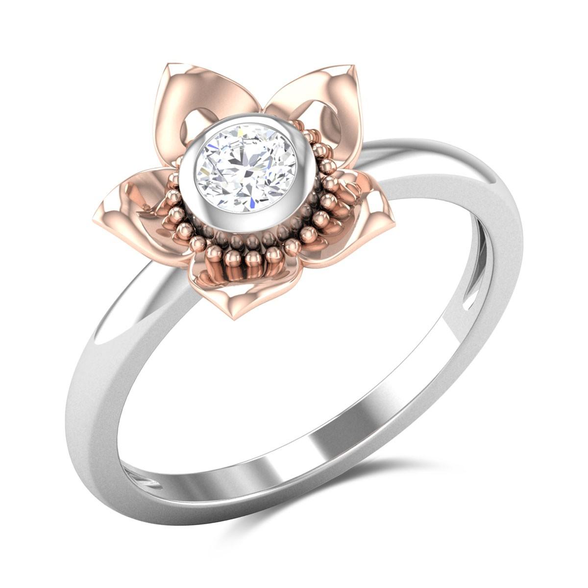 Mrinali Diamond Ring