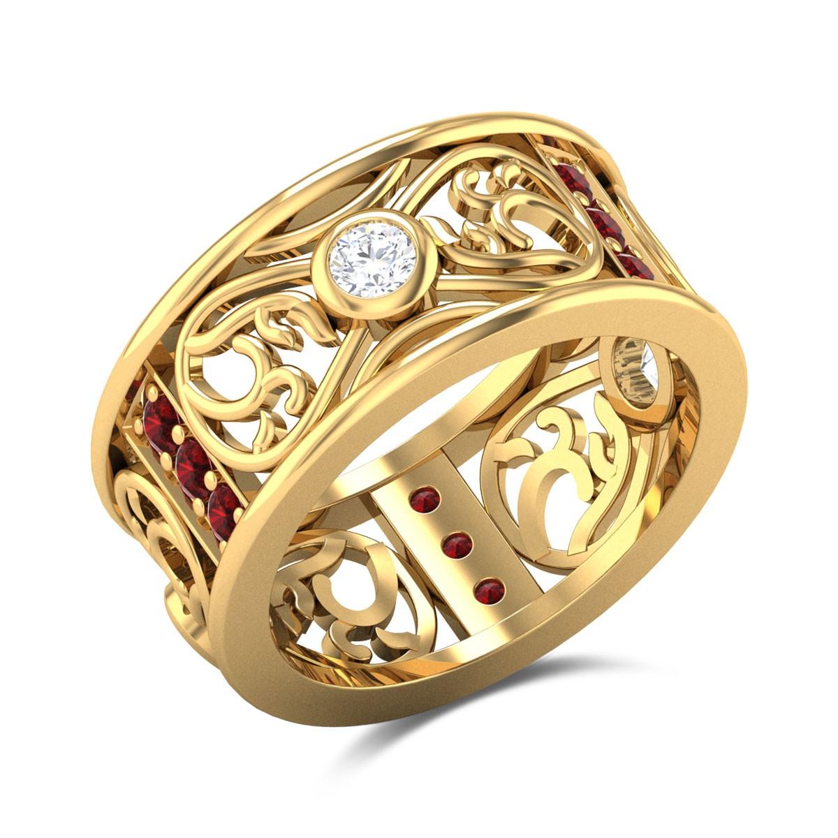 Kalanit Diamond Ring