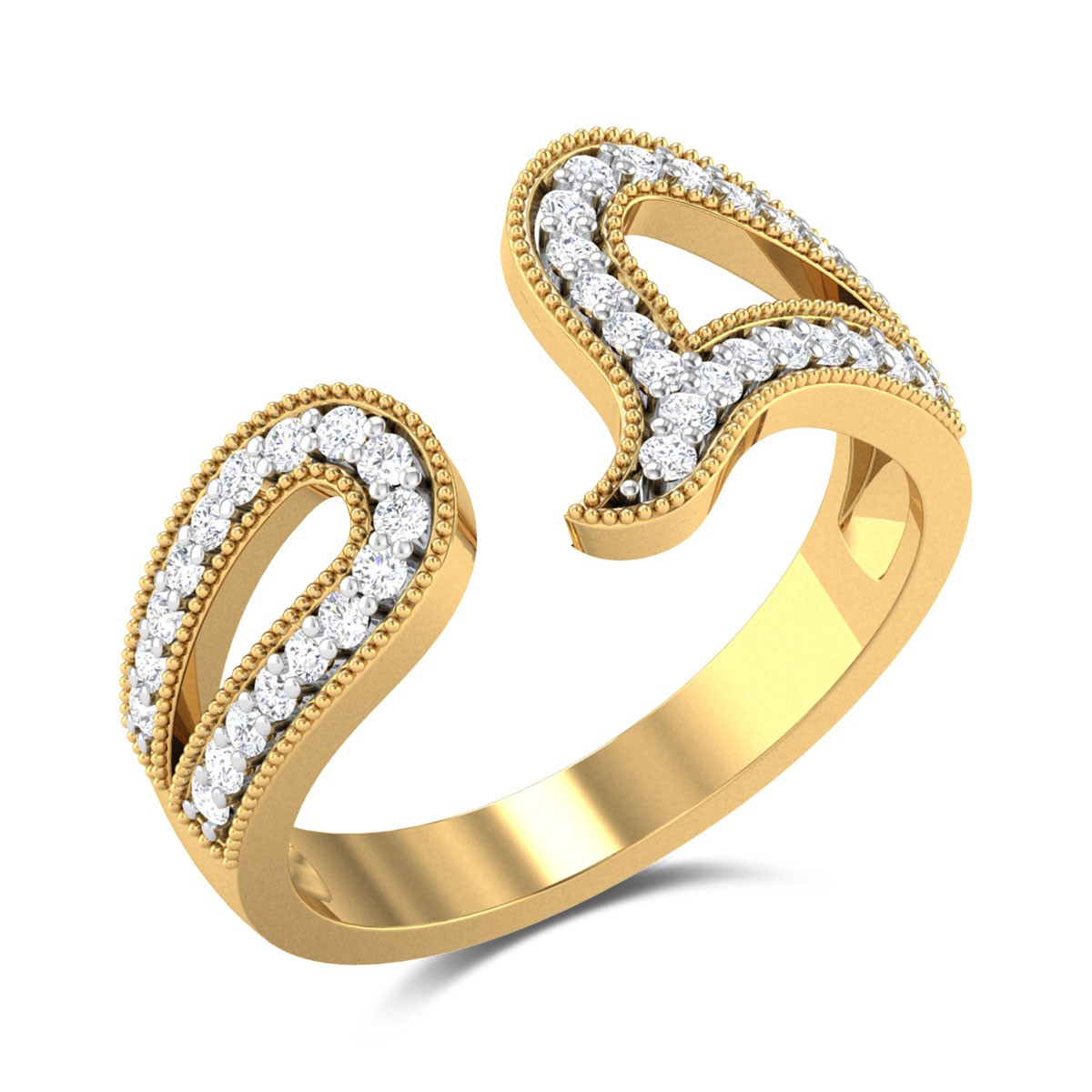 Ashleen Diamond Ring