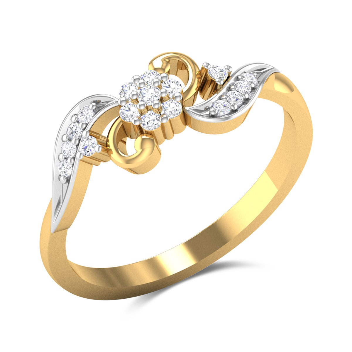 Yarrow Diamond Ring