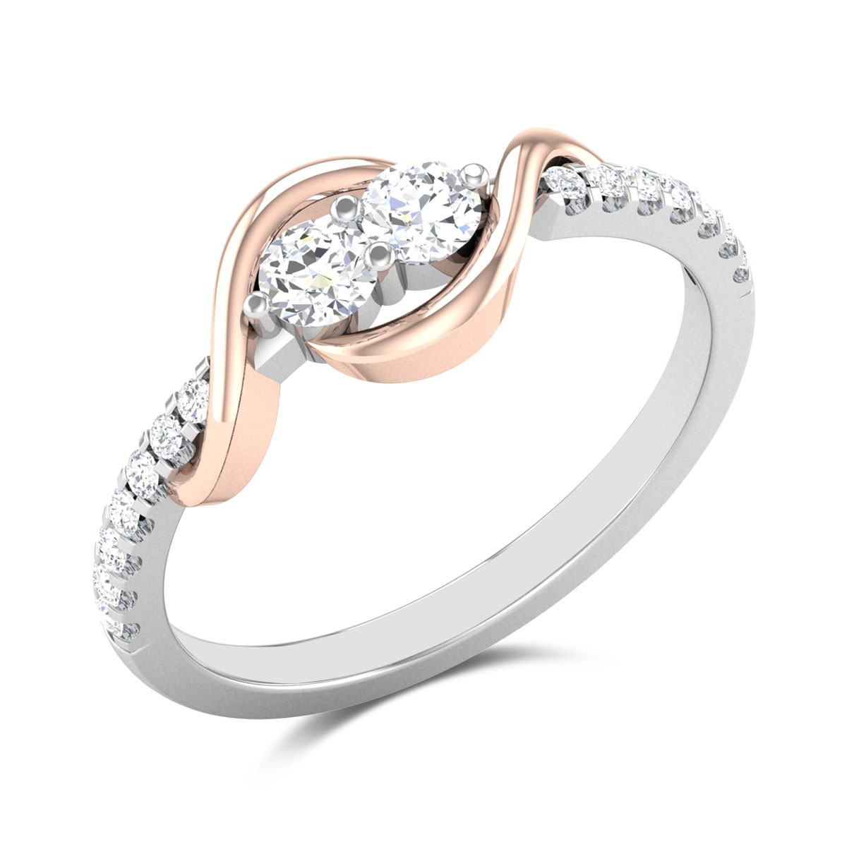 Aamodini Diamond Ring