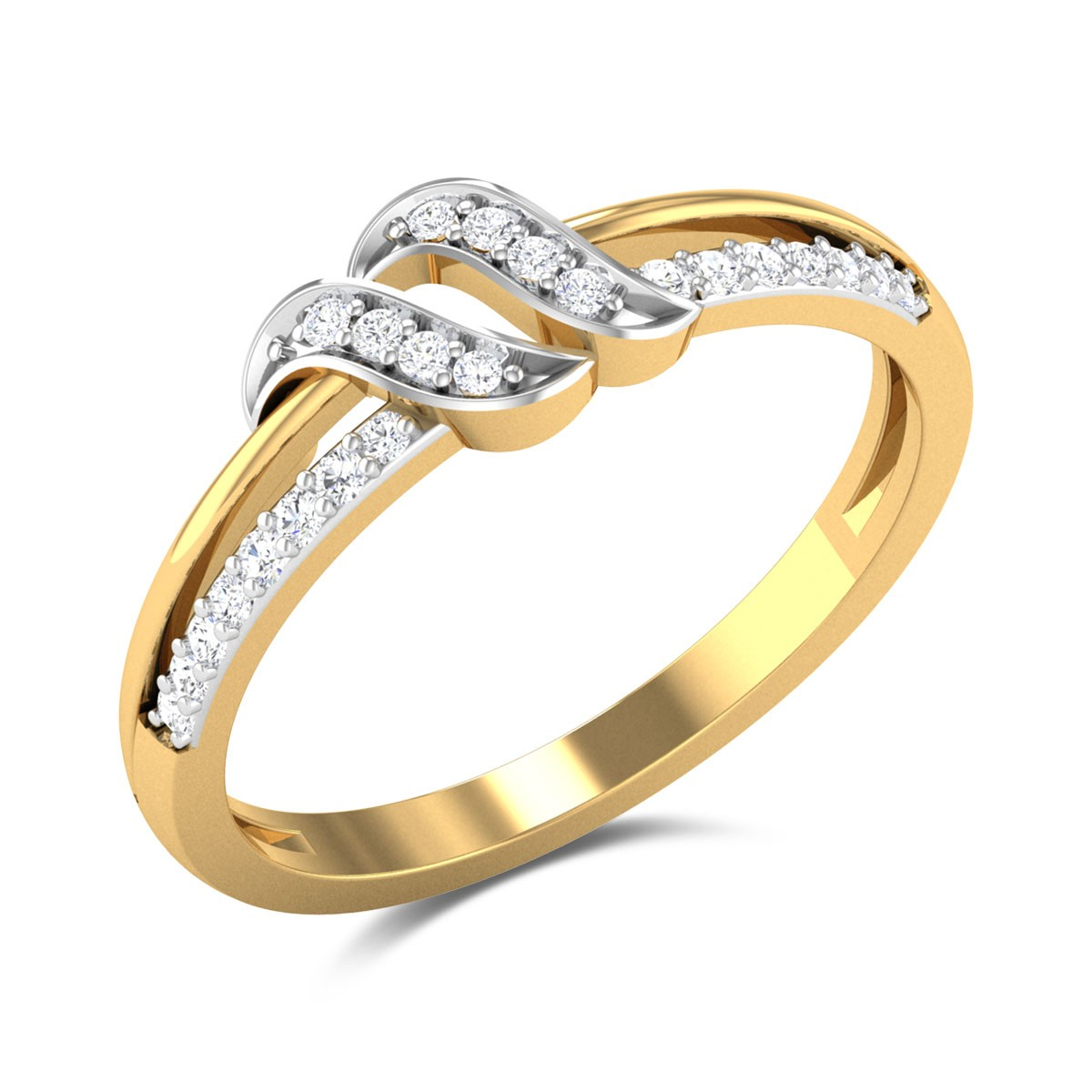 Furze Diamond Ring