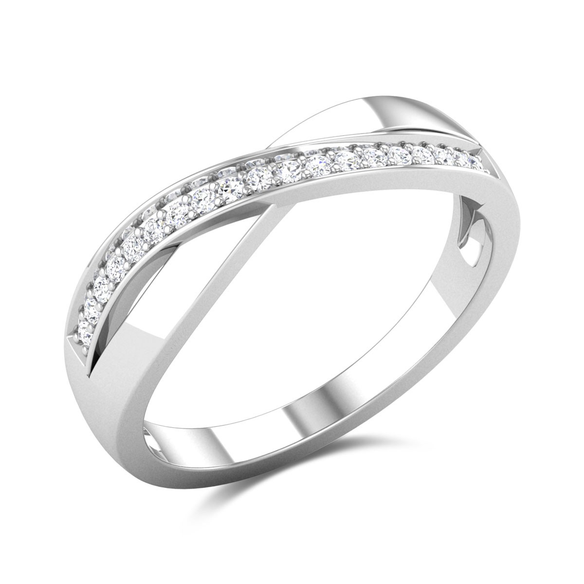 Asphodel Diamond Ring