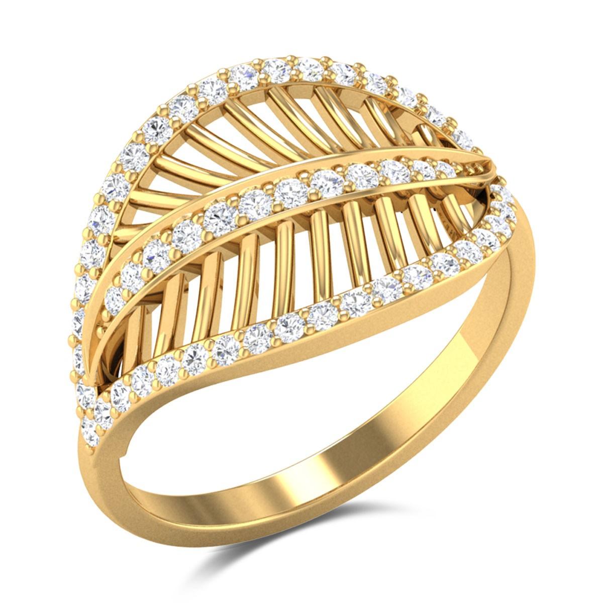 Breahna Diamond Ring