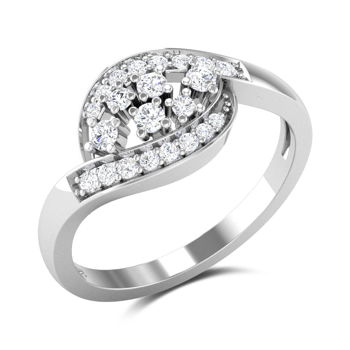Brenda Diamond Ring