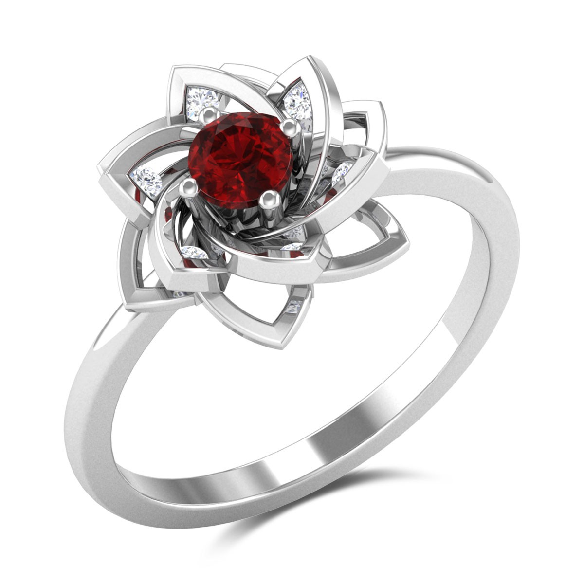 Blondell Diamond Ring