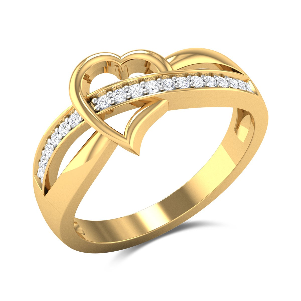 Breona Diamond Ring