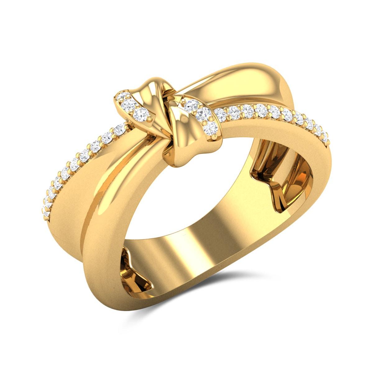 Bridgett Diamond Ring