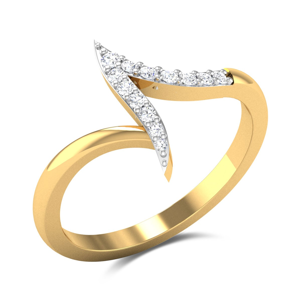 Brita Diamond Ring