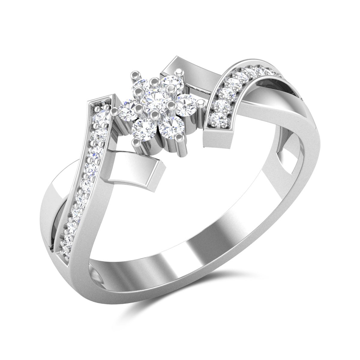 Bryanne Diamond Ring