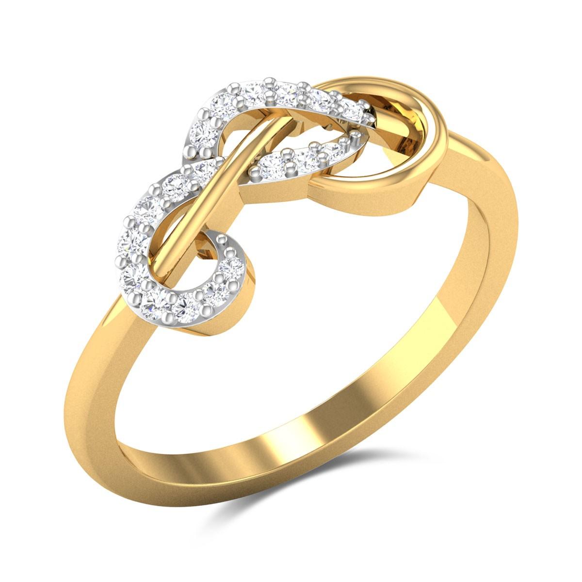 Cafleen Diamond Ring