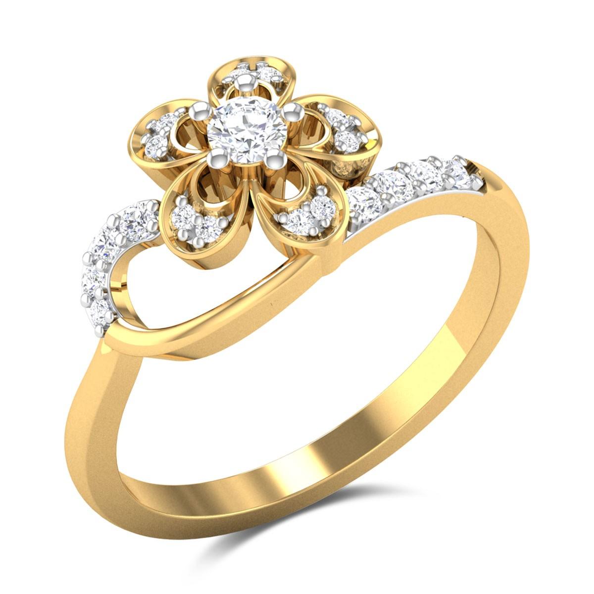 Calumina Diamond Ring