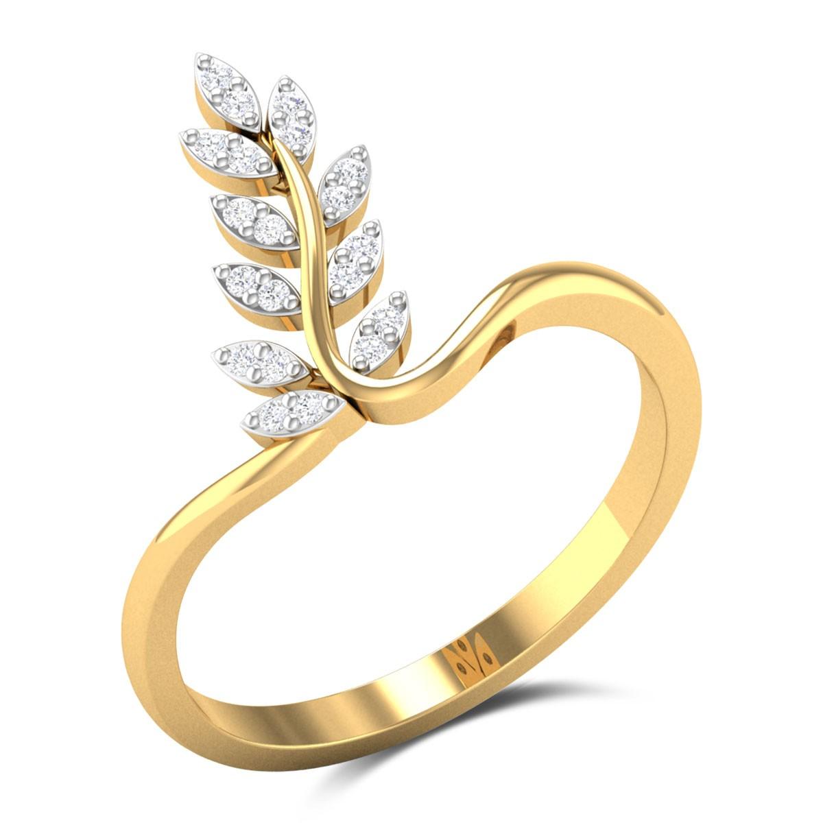 Carrigan Diamond Ring