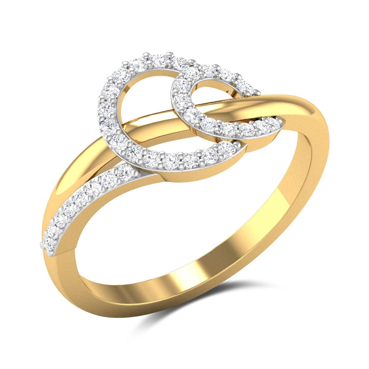Carleen Diamond Ring