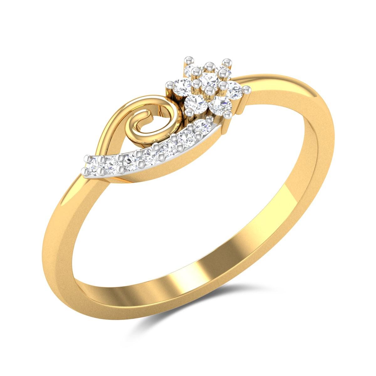 Clancy Diamond Ring
