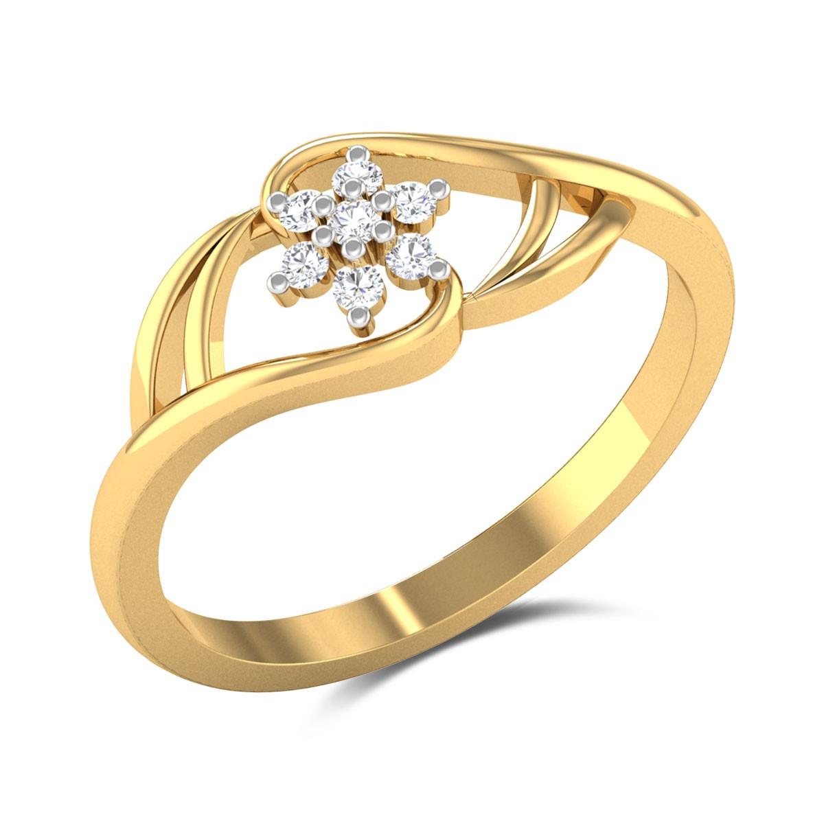 Corey Diamond Ring
