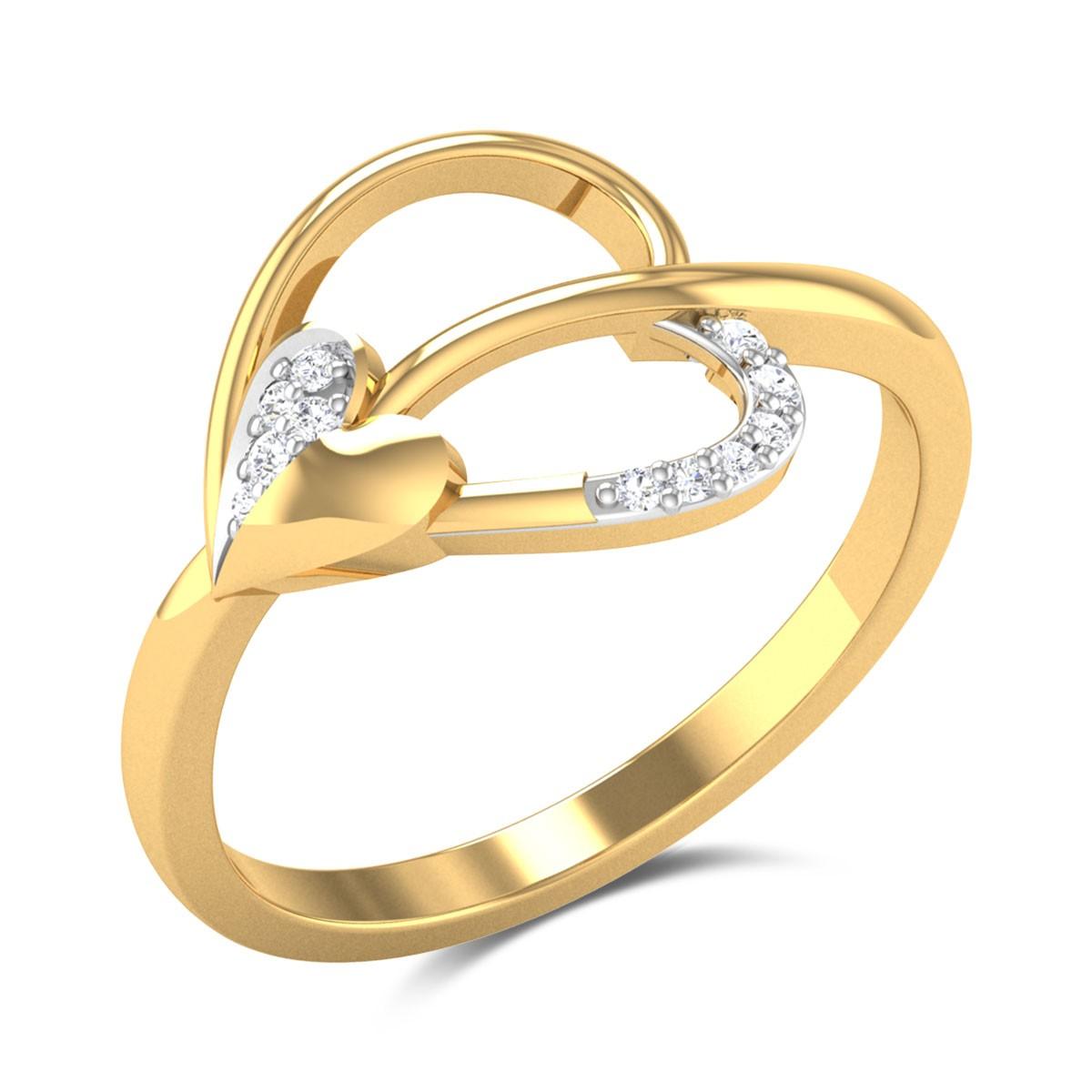 Dacia Diamond Ring