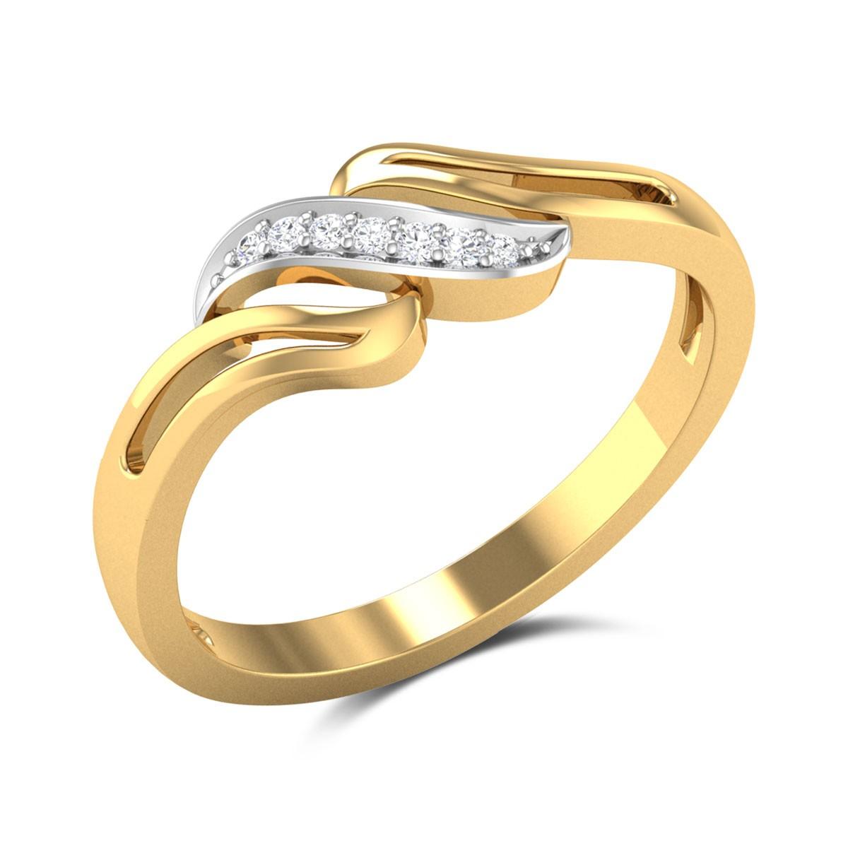 Devan Diamond Ring