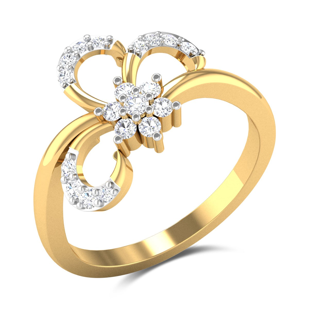 Earlene Diamond Ring