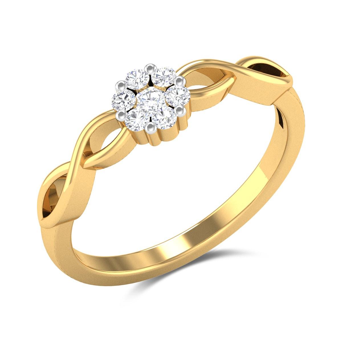Edana Diamond Ring