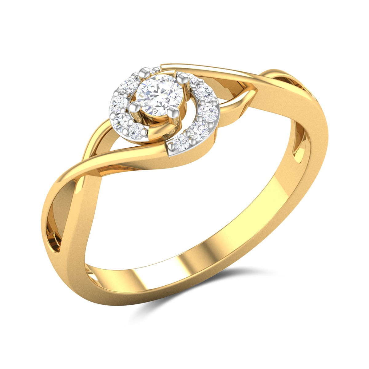 Enat Diamond Ring