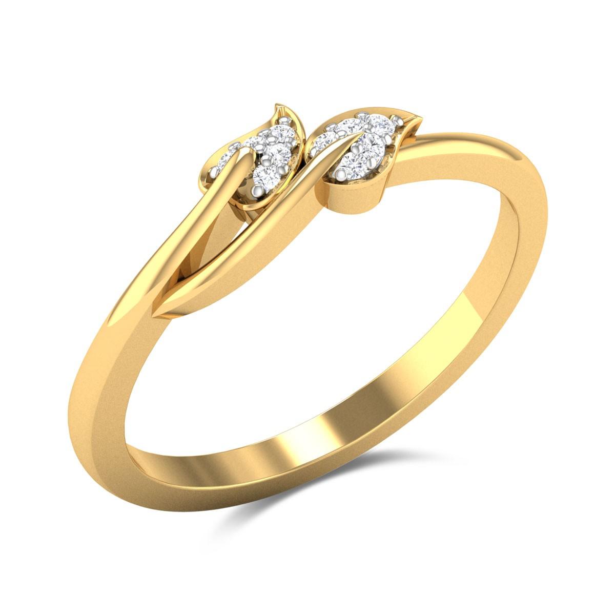 Irvette Diamond Ring