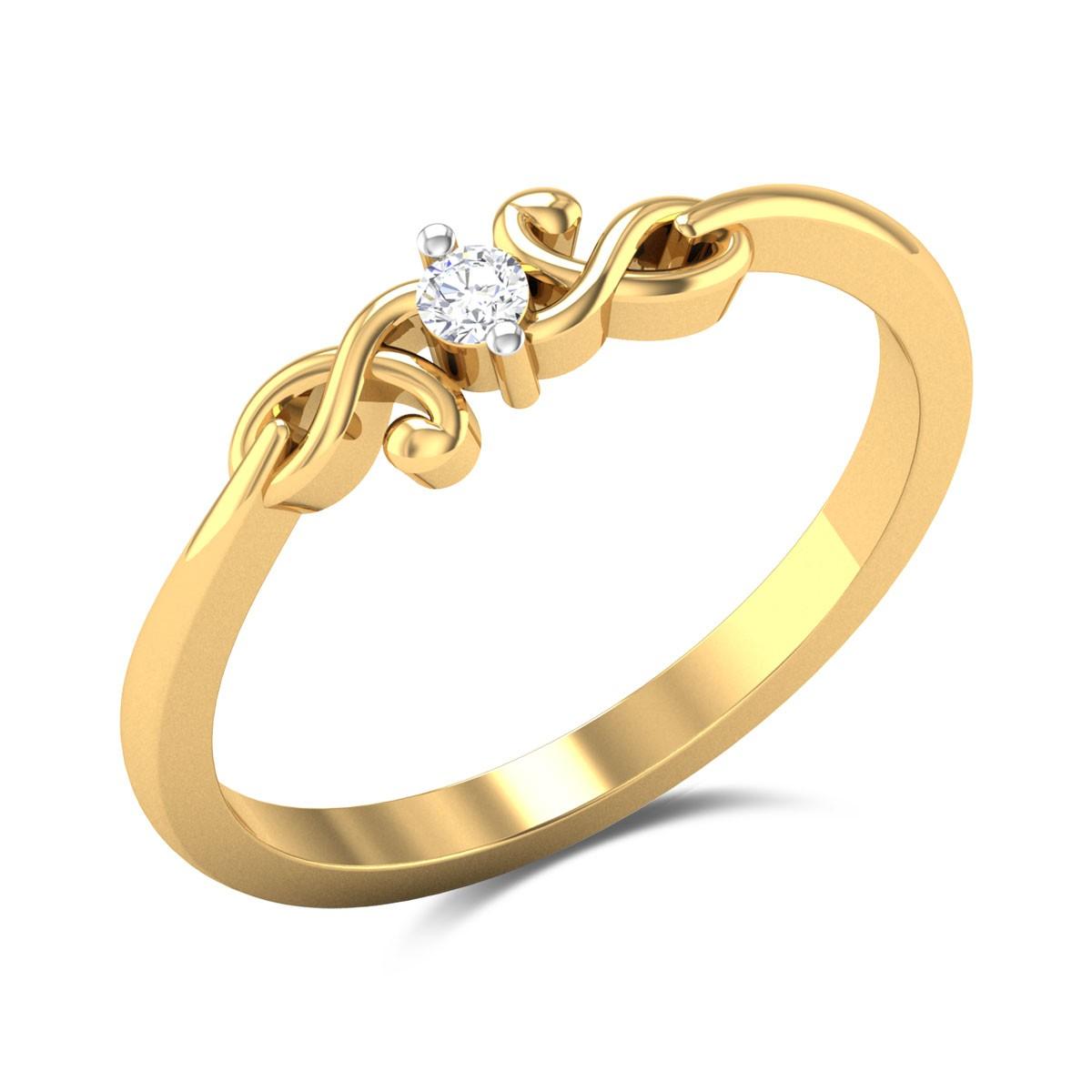 Kafleen Diamond Ring