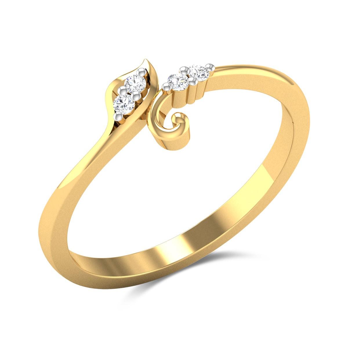 Kaegan Diamond Ring