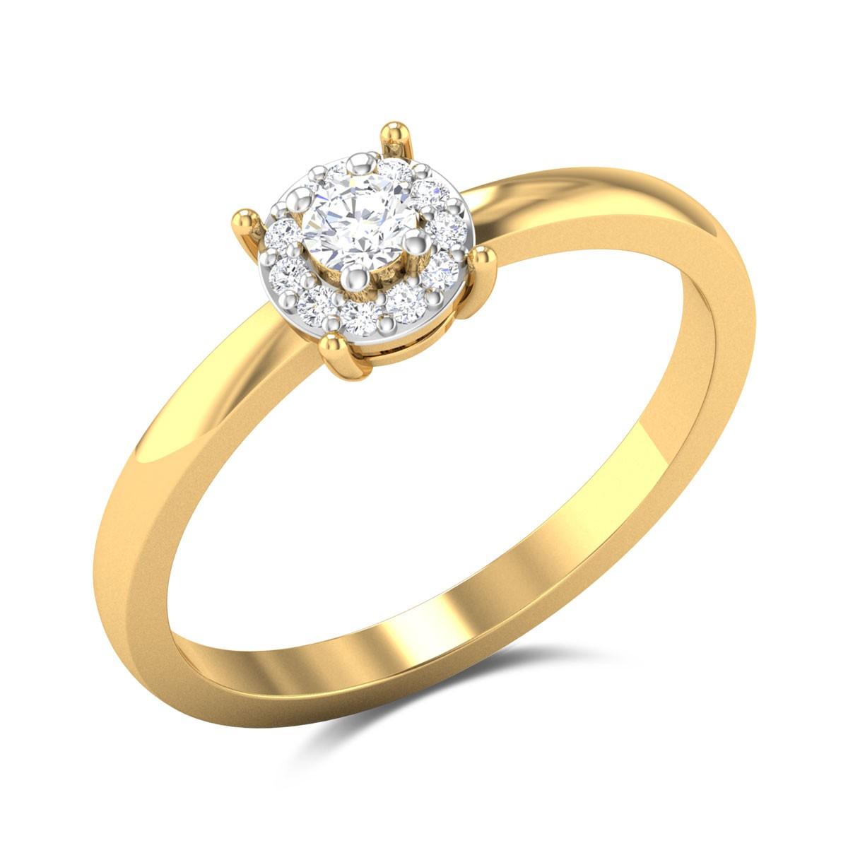 Kellen Diamond Ring