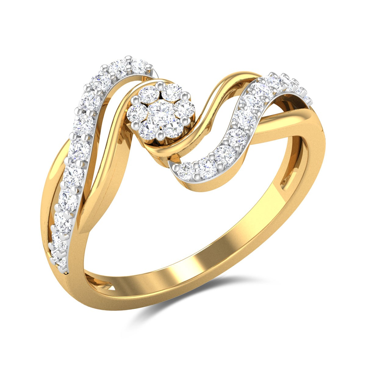 Keegan Diamond Ring