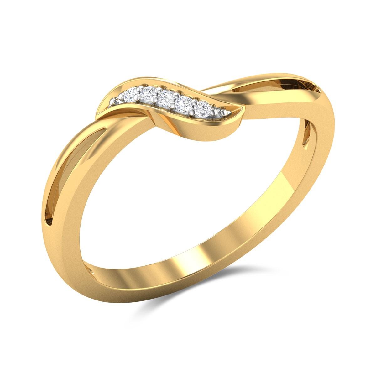 Kiara Diamond Ring