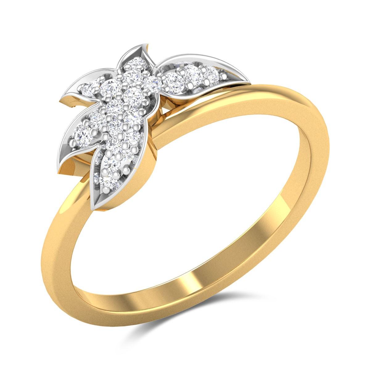 Mabbina Diamond Ring