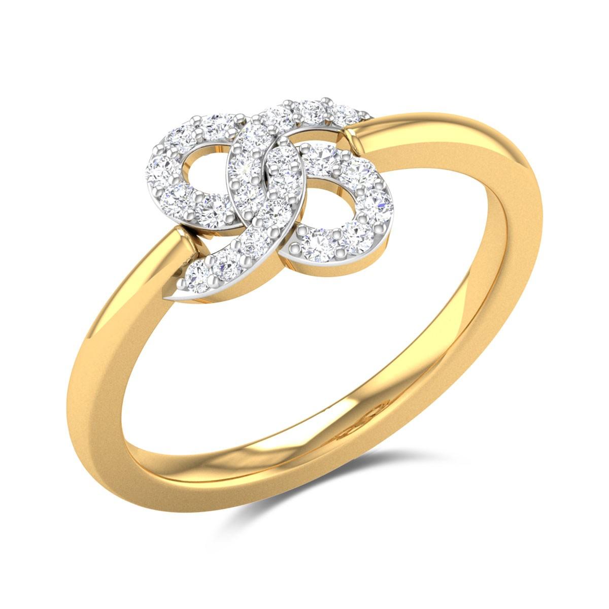 Lassie Diamond Ring