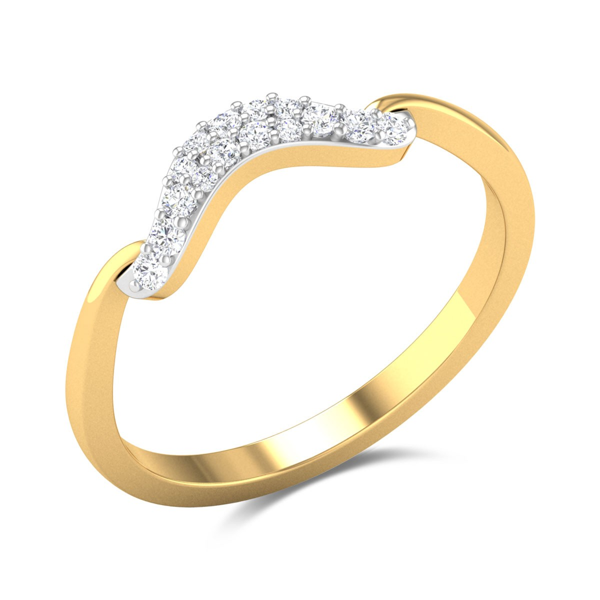 Mackensey Diamond Ring