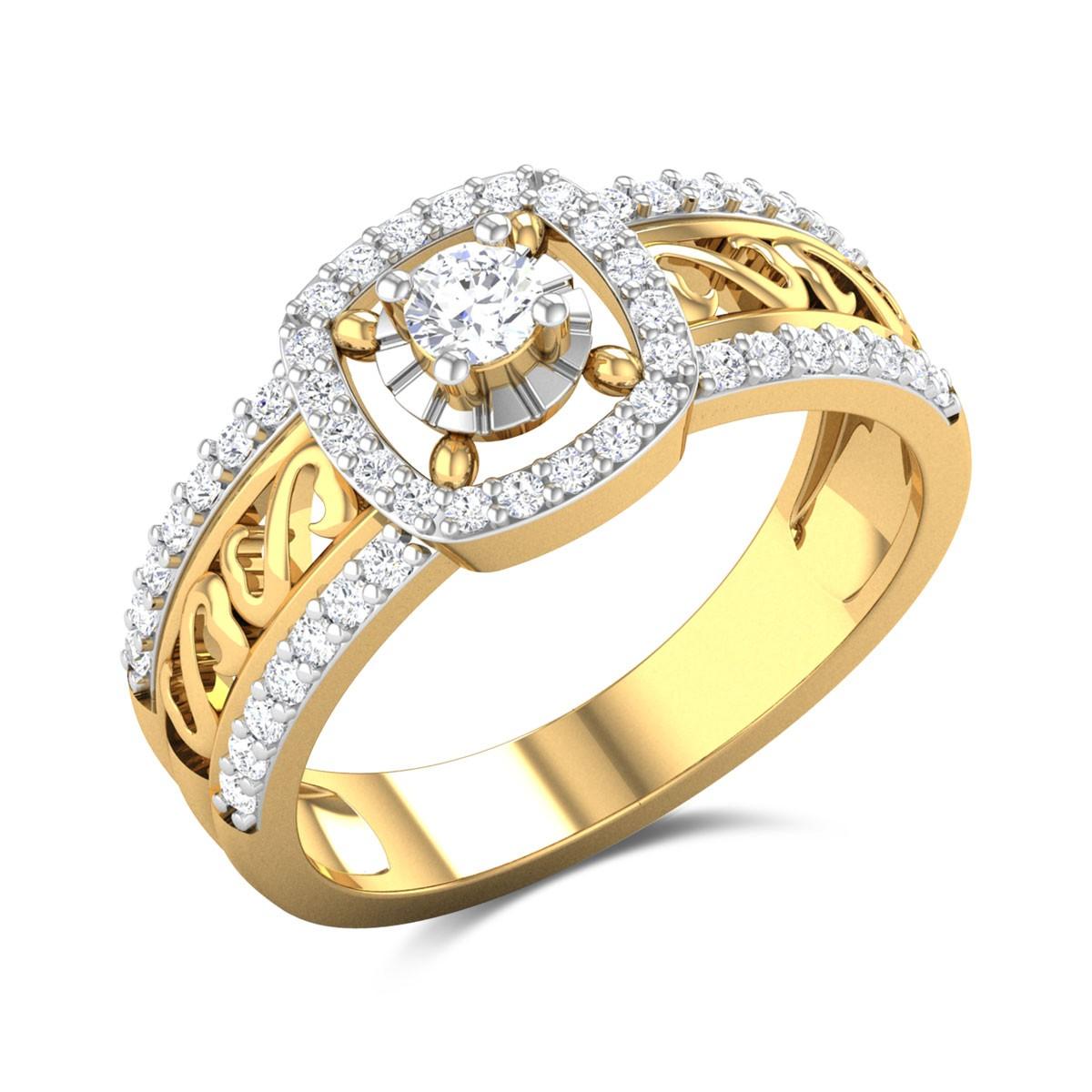 Finola Diamond Royal Ring