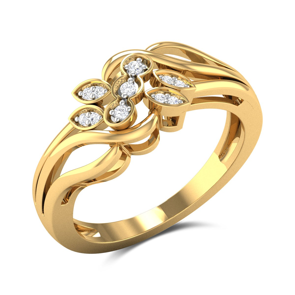Kerry Diamond Ring