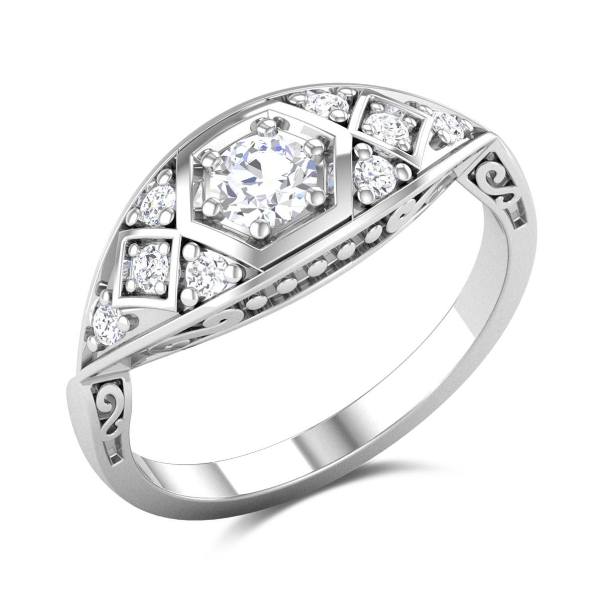 Maera Diamond Ring