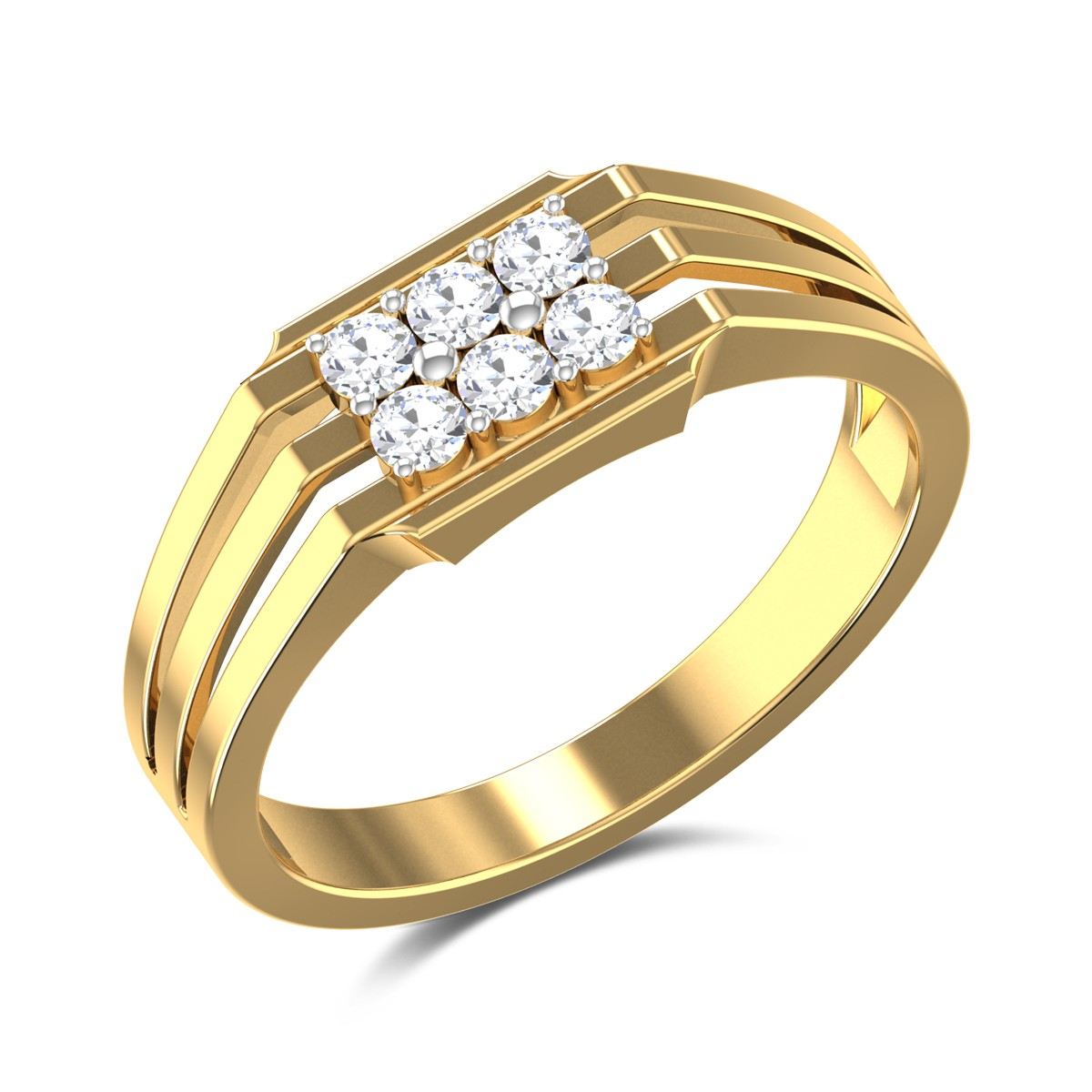 Kylah Diamond Ring